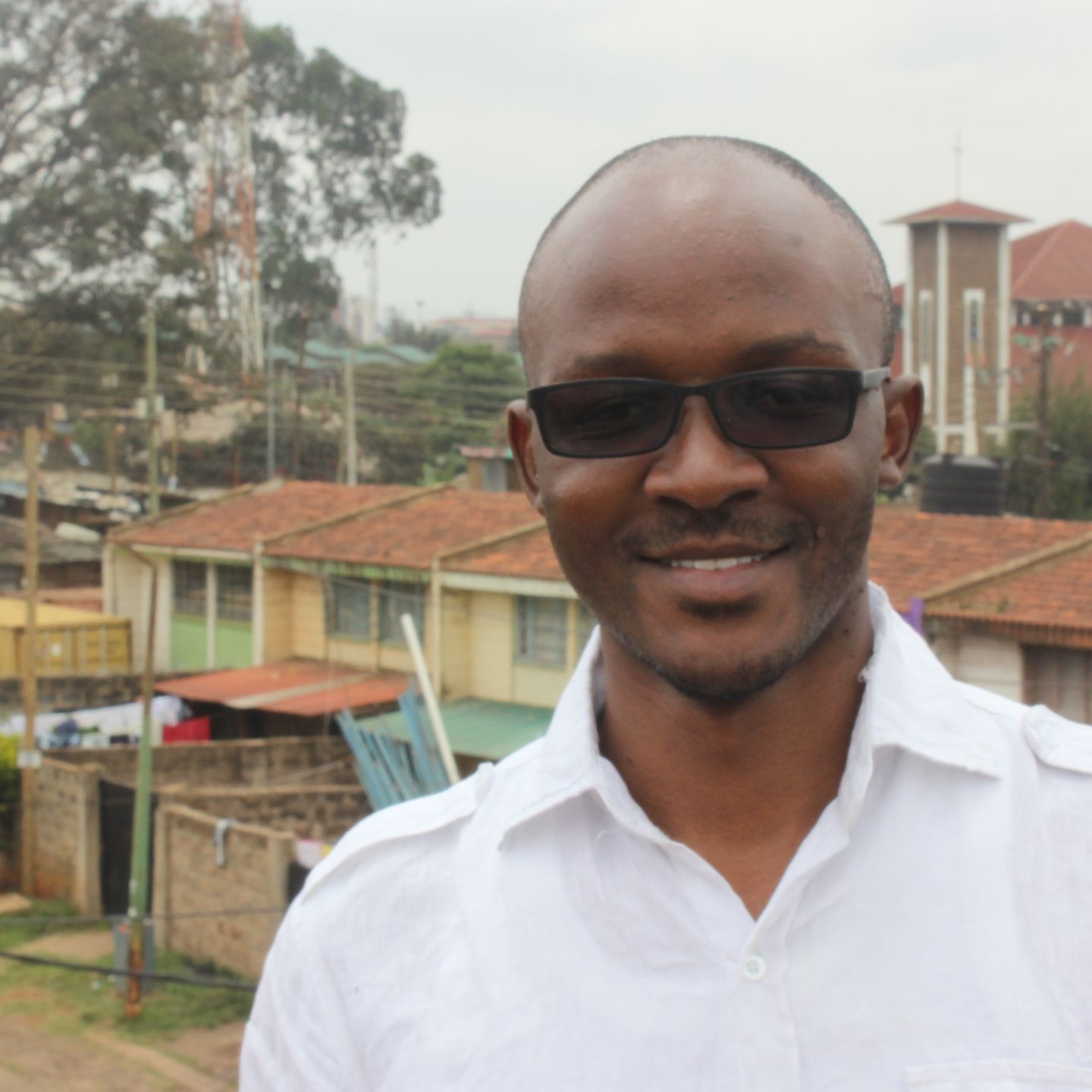Innocent Tshilombo : Managing Director & Co-Founder